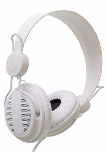 Oboe Solid NS Headphones white