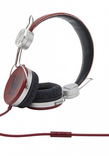 Banjar Franchise Dub Headphones jester red