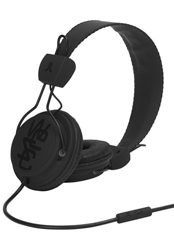 Matte Conga Street Headphones black
