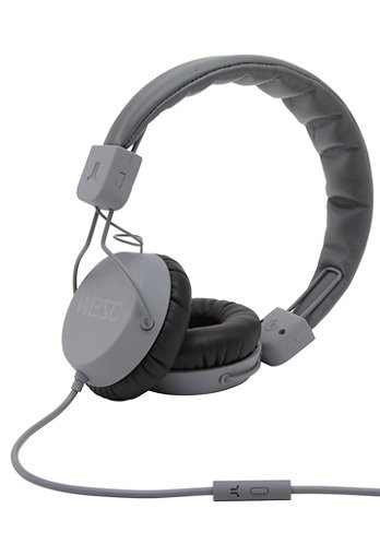 Piston Headphones limestone