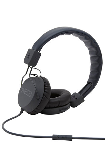 Piston Headphones charcoal  /