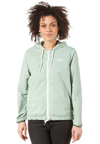 Womens Devon Jacket granite green