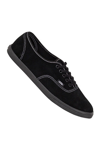 Authentic Lo Pro black/black