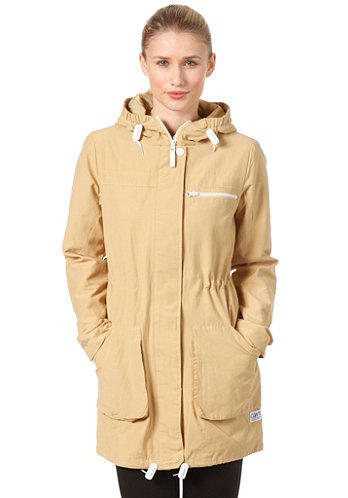Bliss Parka camel