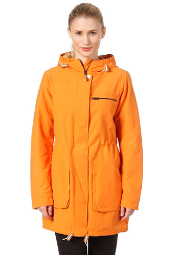 Bliss Parka rusty orange