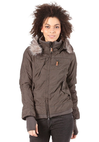 Womens Ashley Jacket Taupe