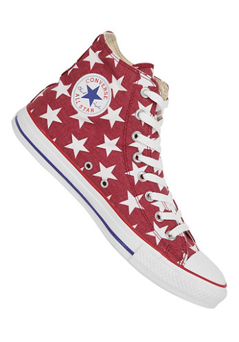 Chuck Taylor All Star Basic Star Hi Canvas jester red/white
