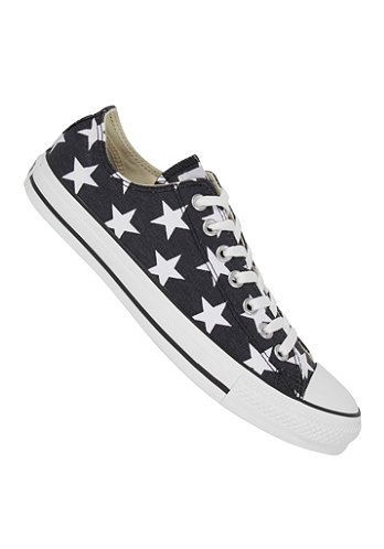 Chuck Taylor All Star Basic Ox Canvas black/white