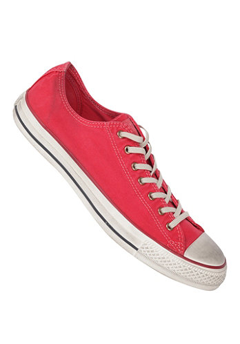 Chuck Taylor All Star Washed Ox Canvas tango red