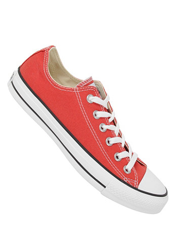 Chuck Taylor All Star Seasonal Ox Canvas red clay