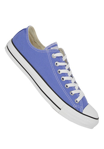 Chuck Taylor All Star Seasonal Ox Canvas b. blue