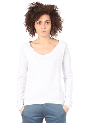 Womens Laissez Fair L/S Shirt white mel.