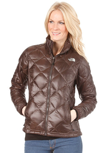 Womens La Paz Jacket bittersweet brown