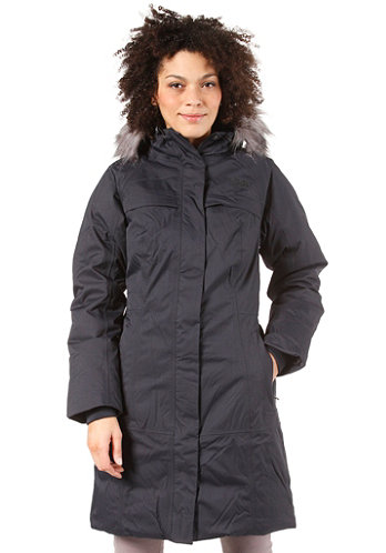 Womens Arctic Parka Jacket 2011 dark navy blue