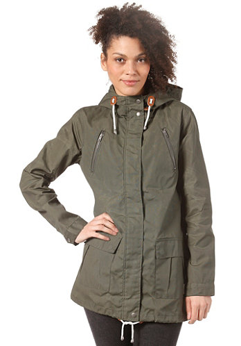 Womens Marisa Jacket army