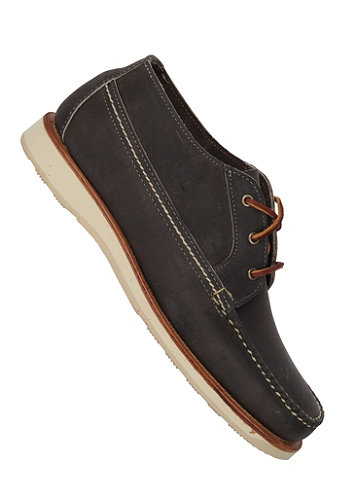 Boat Chukka charcoal rough & tough