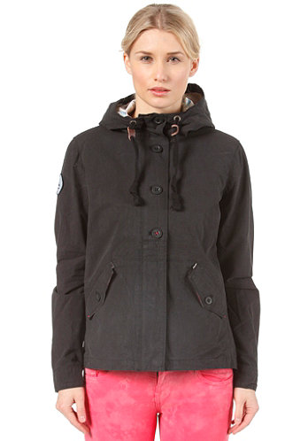 Womens Lila Jacket true black