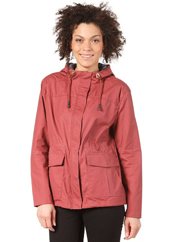 Womens Sally Jacket red