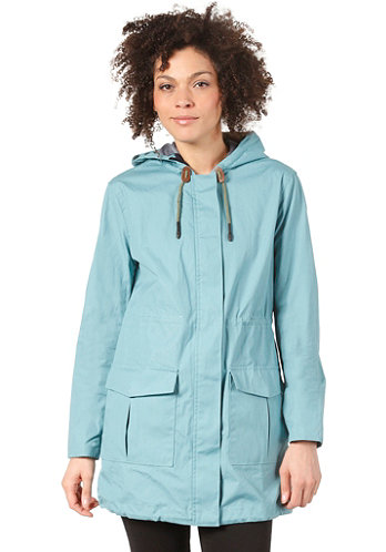 Womens Louise Jacket blue