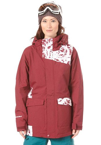 Womens Joy Jacket merlot