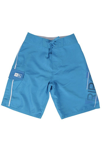 Kids Vantage Shock 18 Boardshort blue