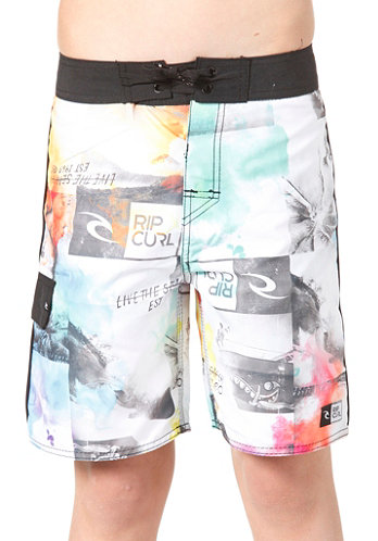 Kids T2T Acid 16 Boardshort multico