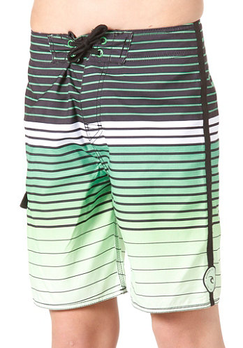 Kids Lurid 16 Boardshort green