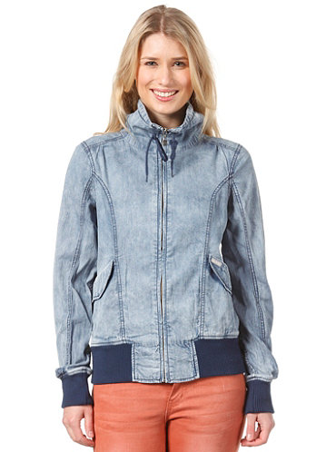 Womens Barbi Jacket chambray