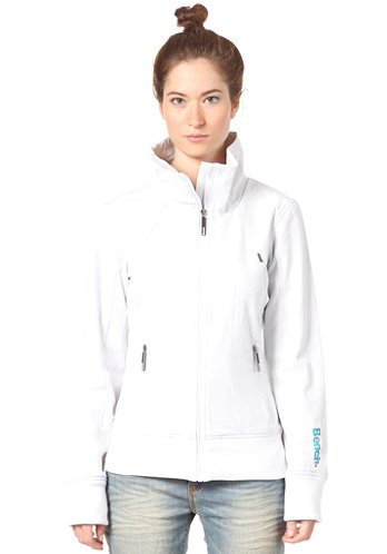 Womens Bramham Jacket Bright White