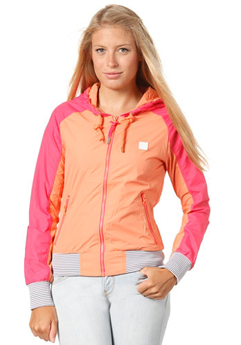 Womens Elliots Jacket rouge red
