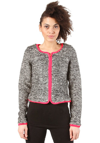 Womens Salt Knit Cardigan black