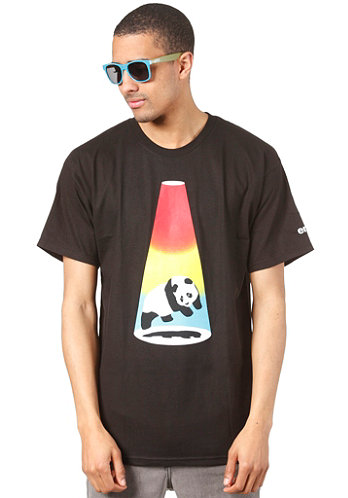 Abduction S S T Shirt black