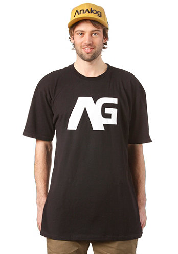AG Icon Basic S S T Shirt black