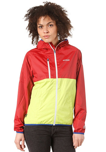 Womens Pacielle Jacket rio / lime
