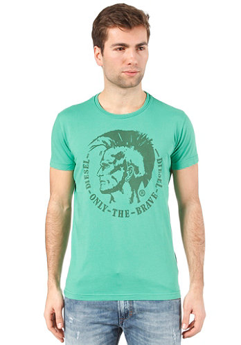 Achel RS S S T Shirt 93R green