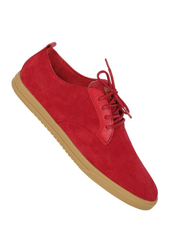 Ellington Shoe ruby suede