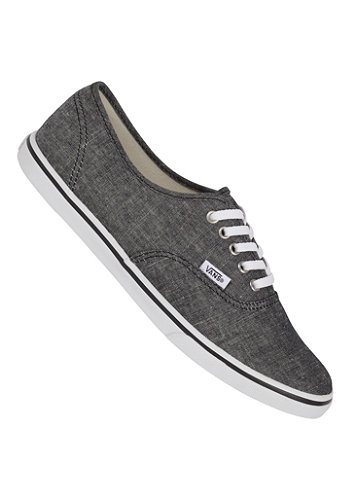 Authentic Lo Pro chambray blac