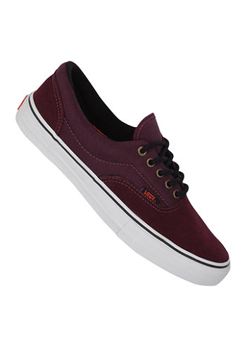 Era Pro burgundy/orange