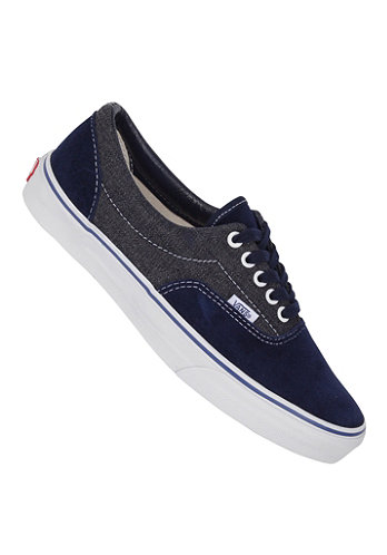 Era suede/denim b