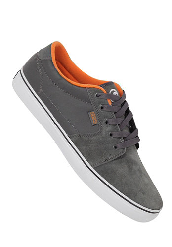 Convict grey suede