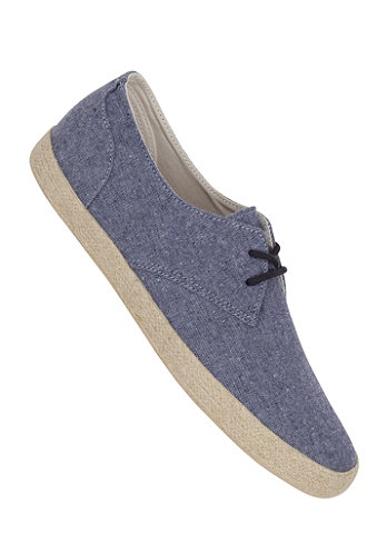 Chester navy chambray