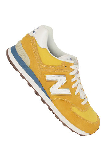 574 Shoe yellow