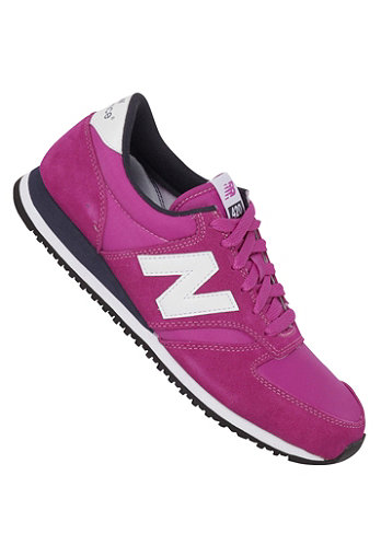 420 Shoe purple/ black