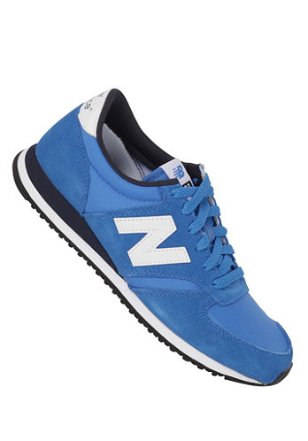 420 Shoe blue/ black