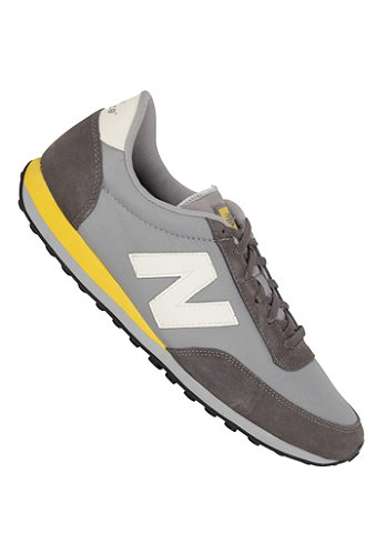 410 Shoe grey/ yellow/ white