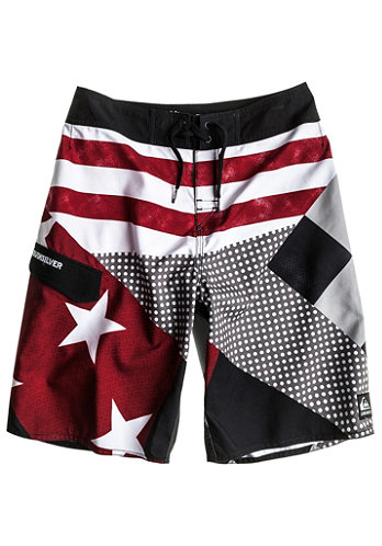 Kids Young Guns Echo Youth Boardshort black