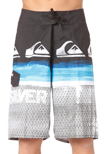 Kids Repeater Youth Boardshort white