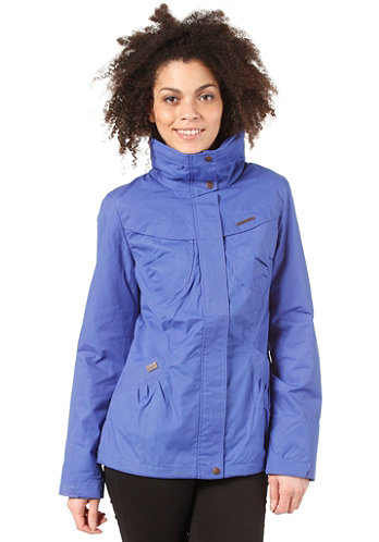 Womens Plenty Jacket royal / tone blue