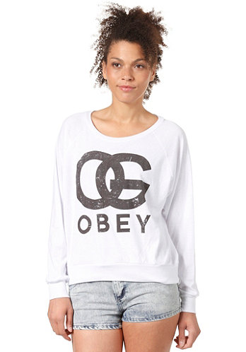 Womens Og Forever Longsleeve natural white