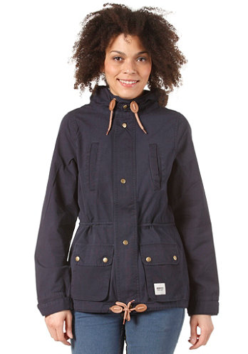 Womens Izzy 2 Jacket navy blue